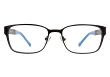 Colors In Optics C1009 BLK Black Blue