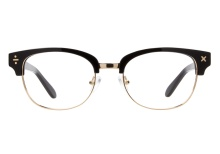 Derek Cardigan 7011 Black Gold