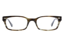 Ray-Ban RB5150 5163 Azure Transparent Brown