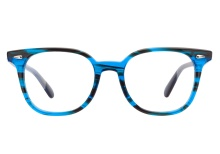 Ray-Ban RB5299 5377 Striped Blue