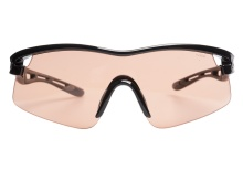 Bolle Vortex 11413 Shiny Black Photochromic Rose