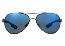 Costa LR22 OBMP Loreto Gunmetal Blue Mirror 580 Polarized
