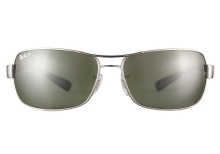Ray-Ban RB3379 004 58 Gunmetal Polarized 64