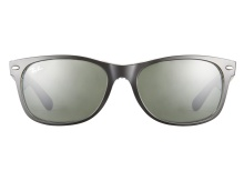 Ray-Ban RB2132 6052 Black Clear 55
