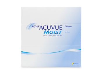 1 Day Acuvue Moist 90 Pk Contacts Price Match Guarantee Clearly Com Au