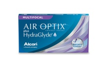 Air Optix HydraGlyde Multifocal 3 Pack